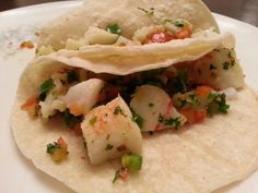 Crab and Lobster fajitas. Eating healthy is bomb!! Thanks my love.  :)