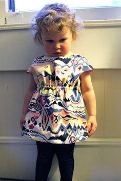 Roller Skate dress.