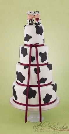 Cow Wedding Cake | Flickr - Photo Sharing!