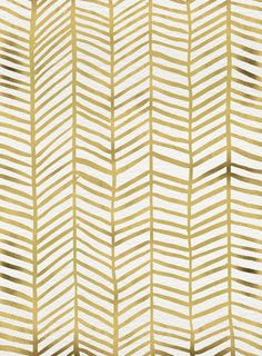 Gold Herringbone Art Print by Cat Coquillette Pattern Vegetal, Walpapers Iphone, Iphone Cases, Popular Art, Cute Backgrounds, Canvas Prints, Art Prints, Illustrations, Funny Illustration