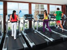 Divi Winds Fitness Center
