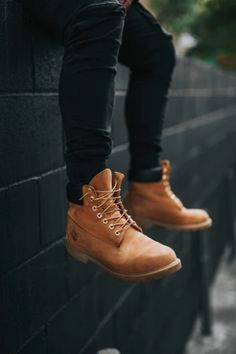 Timberland Sneakers, Timberland Outfits Men, Timberland Waterproof Boots, Sneakers Mode, Converse Outfits, Shoes Sneakers, Sneakers Fashion, Sneaker Outfits, Converse Sneaker