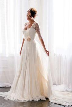 Wedding dress idea; Featured Dress: Naomie Neoh