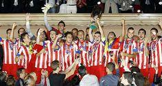 Atletico Campeón Supercopa Europa 2012