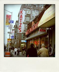 Katz's Deli, #NEWYORK