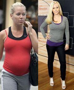 Drop 9 kilograms (18-20 pounds) quickly