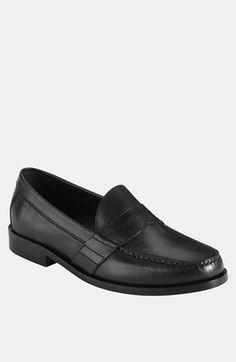 Cole Haan 'Air Monroe' Penny Loafer available at #Nordstrom