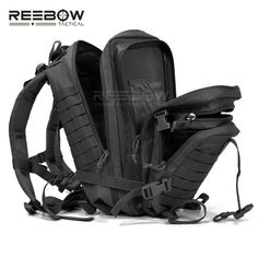 34L Military Tactical Assault Pack Backpack Army Molle Waterproof Bug Out Bag Small Rucksack for Outdoor Hiking Camping Hunting Bug Out Backpack, Survival Backpack, Bug Out Bag, Small Backpack, Survival Kit, Tactical Survival, Survival Food, Military Tactical Watches, Tactical Backpack