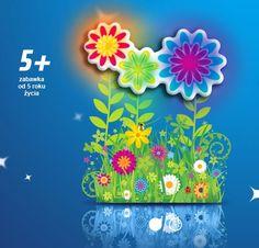 Kwiatowy Ogród w Moim Domu http://light.dumeldiscovery.pl/seria_swietlna/kwiatowy_ogrod_w_moim_domu.html