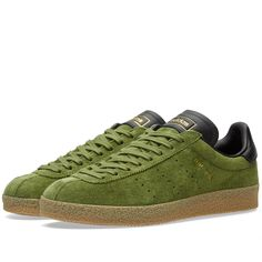 Adidas Topanga Clean (Craft Green & Core Black)