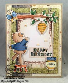 Craftily Yours: Happy Birthday Honey