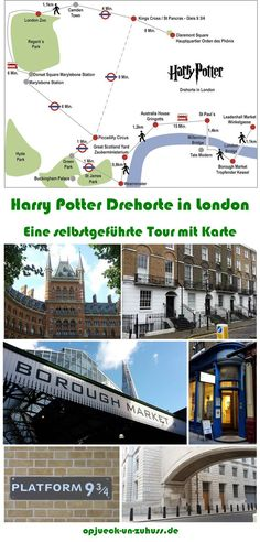 "10 lieux Harry Potter à Londres - Best of ""Op jück un zu Huss"" (deutsch) - Voyage Best Places In Europe, London Places, Piccadilly Circus, Hogwarts, London Bucket List, Harry Potter London, Harry Potter Tumblr, Harry Potter Filming Locations, Westminster"