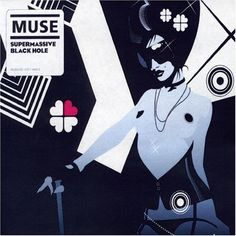 Silence Delirium... #Muse - Supermassive Black Hole - love the #song.