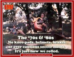 the '70s & '80s kids