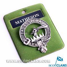 Matheson Clan Crest