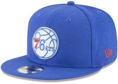 new concept 1a4f0 ff599 New Era Philadelphia 76ers Team Metallic 9FIFTY Snapback Cap   Reviews - Sports  Fan Shop By Lids - Men - Macy s