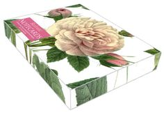 A collection of 20 beautiful notecards and envelopes. Cards are blank for your own message. ** Exclusive to Baker & Taylor **