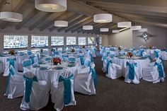 Island Palms Wedding Reception and Event Space - The Island Palms Sunset Ballroom :: The Island Palms newly renovated Sunset Room features spectacular views of our private yacht marina and can accommodate up to 130 guests. The perfect venue for waterfront meetings, banquets and wedding receptions