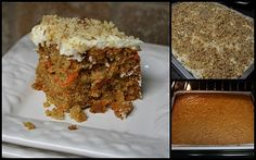 Mennonite Girls Can Cook: Carrot Cake for 30