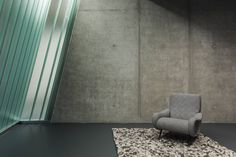 luca fascini - architecture in photography Photo D'architecture, Concrete Walls, Construction, Luxembourg, Geneva, Curtains, Room, House, Ideas