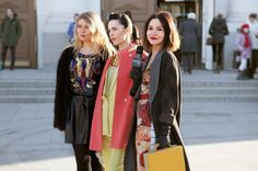 15 Street-Style Snaps From Moscow