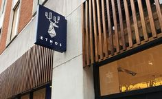 It is great to step into a restaurant interior. Restaurant Exterior, Company Logo, Design