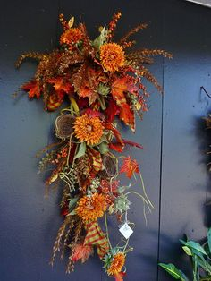 Fall 2012 by Floral Expressions of Janesville, WI, via Flickr - http://www.floralexpressionsjanesville.com/