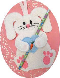 ITH bunny treat holder