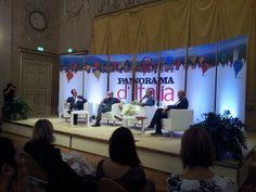 "#Mondadori and #TriumphGroupInt presents ""Panorama d'Italia"" (#panoramaditalia) to relaunch Italian excellence (Parma, June 25-28, 2014)"