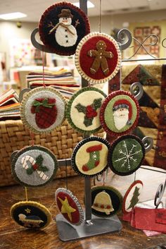 AmericanQuilting: Christmas with wool