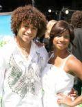 Corbin Bleu & Monique Coleman