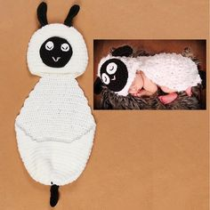 14 Styles of Cute Knit Baby Hats