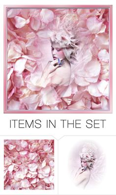 """""""PILLOW FAIRY"""" by flioncleo62 ❤ liked on Polyvore featuring art"""