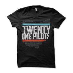 Twenty One Pilots Ohio T-Shirt