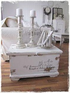 Inspiración para pintar un mueble..