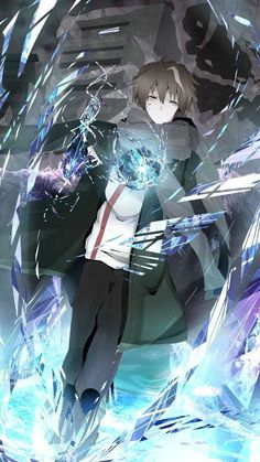 guilty crown~Shu and The Void