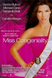 """Miss congeniality ... """"Eyebrows, there should be two"""""""