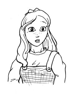 Baby Doll Coloring Pages TsumTsumPlush
