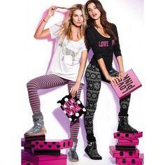 Victoria's Secret PINK via Polyvore