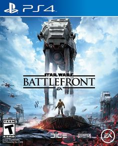 Star Wars Battlefront. Will be released 11/17. Preorder and get your preorder bonuses now.