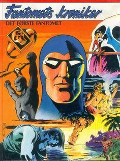"""""""Fantomets krøniker det første fantomet """" av Lee Falk"""