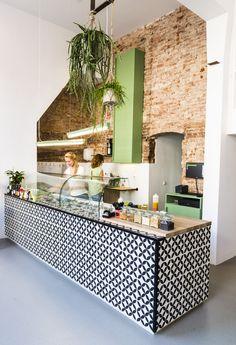 Salad & the Cisaladty Amsterdam interior
