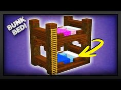 Minecraft - How To Make A Working Chimney - YouTube
