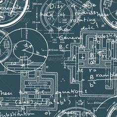 Download From $1 http://photodune.net/item/mathematical-engineering-background/6282316