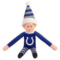 Indianapolis Colts Team Elf from UglyTeams