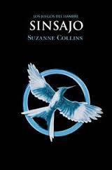"""Ficha de lectura de """"Sinsajo"""" de Suzanne Collins, realizada por Pedro Herrero Hinjos"""