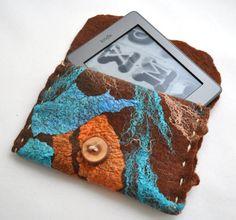 Handmade Kindle Case Kindle Cover Kindle Sleeve by irinaj67