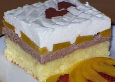 Czech Recipes, Dessert Recipes, Desserts, Cheesecake, Sweet, Food, Treats, Tailgate Desserts, Candy