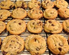 Best chocolate chip cookie recipe - I'll need to give this one a try.