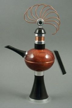 Custom Made Fantasy Teapots http://www.custommade.com/fantasy-teapots/by/milomirabelli/
